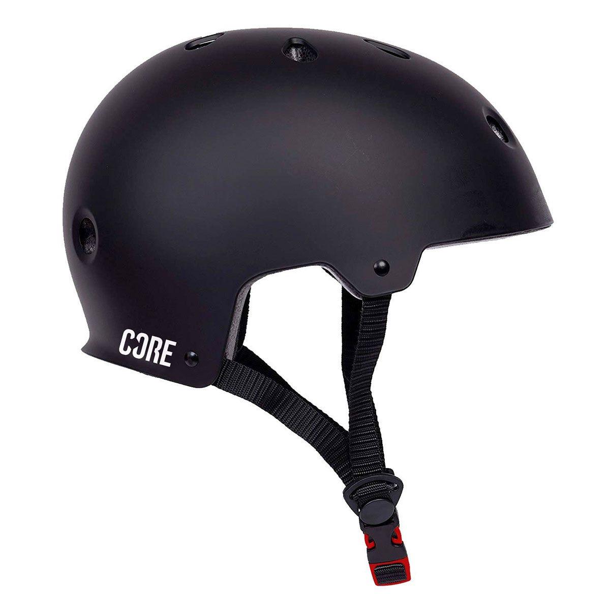 CORE Basic Helmet - Black S/M