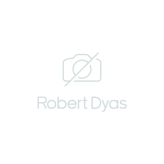 Cuddleco Clara 2pc Set Cot Bed and 3 Drawer Dresser and Changer White