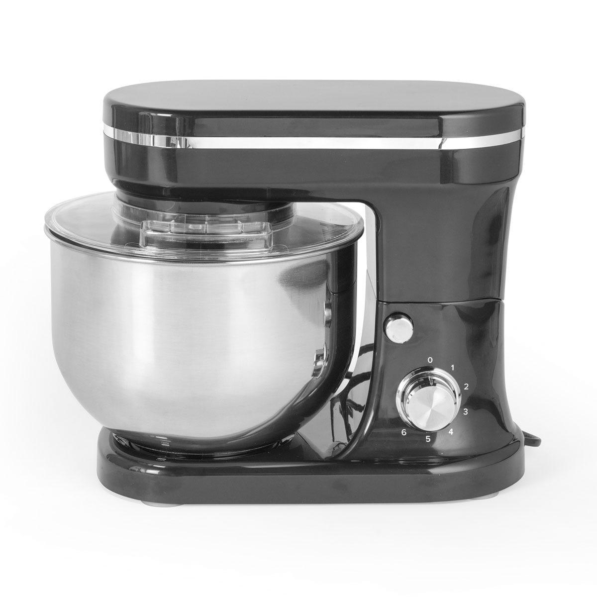 Salter 1200W 5L Stand Mixer - Black