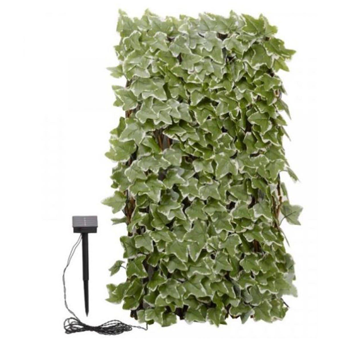 Smart Garden Faux Decor Solar Light-Up Trellis