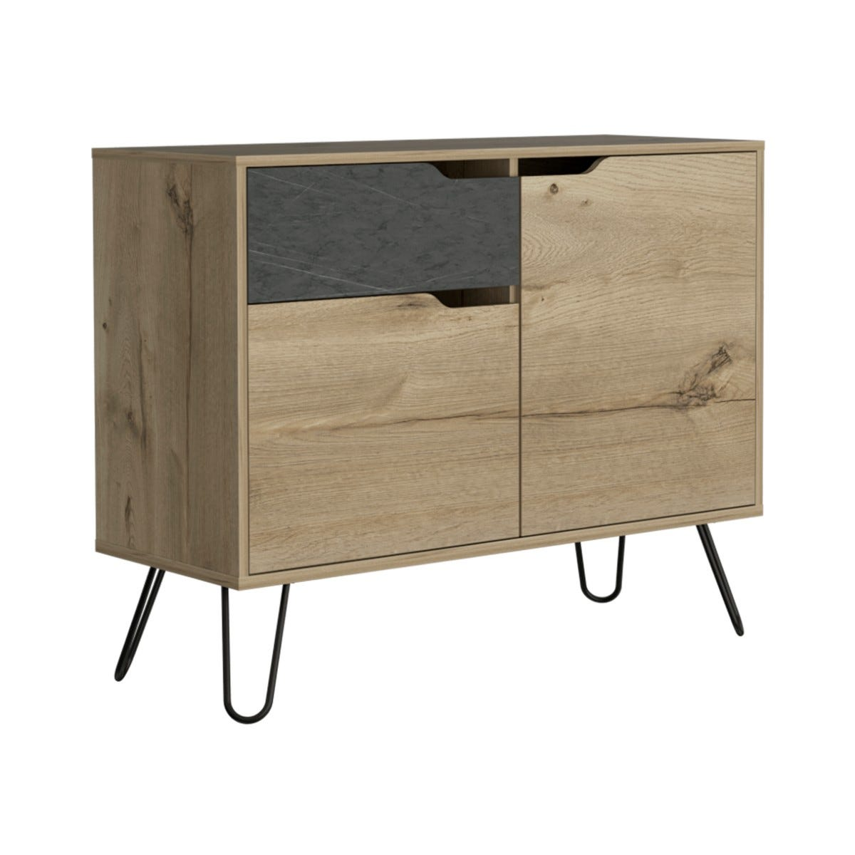 Core Products Manhattan Small 2 Door Sideboard With Drawer