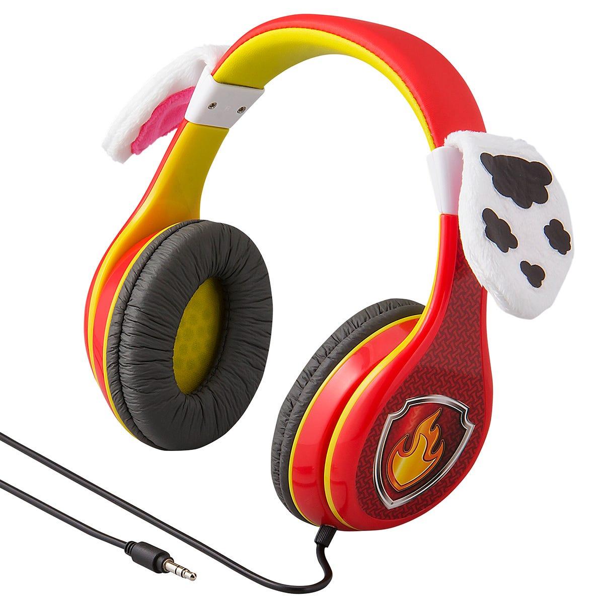eKids Paw Patrol Marshall Youth Headphones