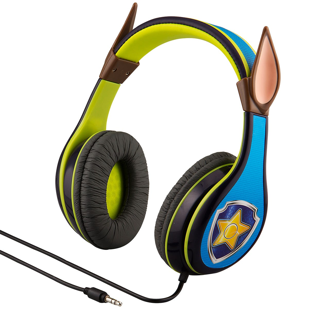 eKids Paw Patrol Chase Youth Headphones