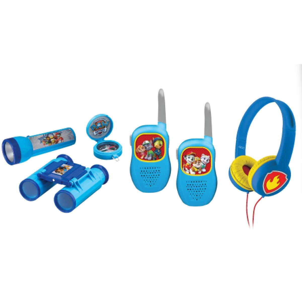 eKids Paw Patrol Survival Kit Bundle Gift Set