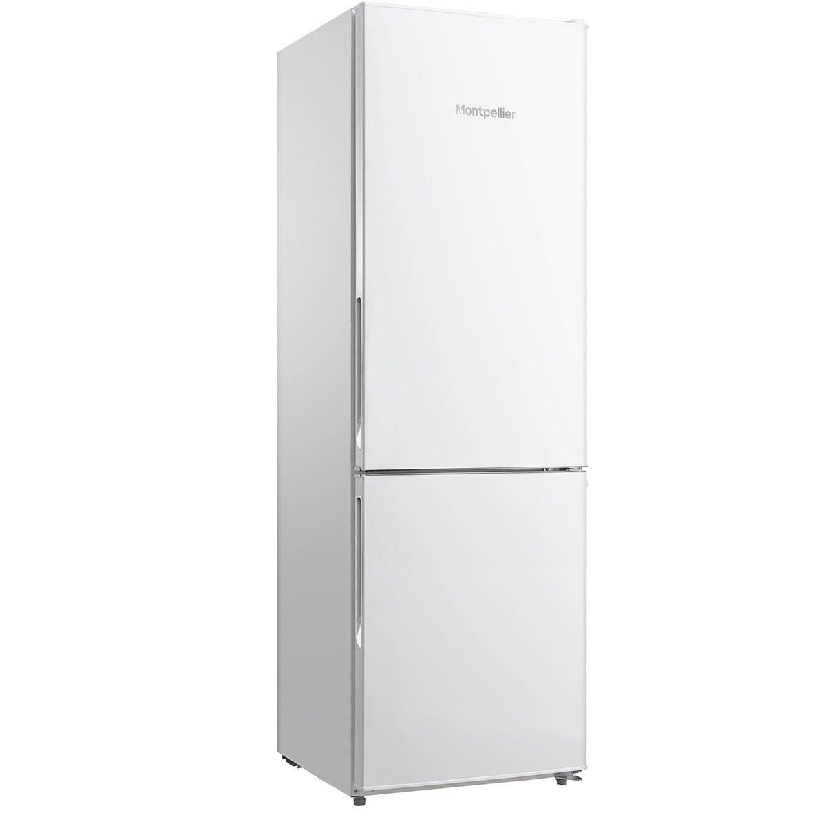Montpellier MFF18860W 60cm Combi 60/40 Fridge Freezer - White