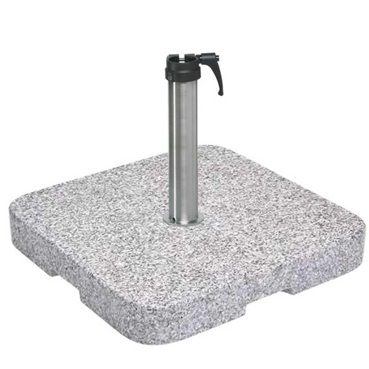 Glatz 90kg Granite Parasol Base for Sunwing CASA