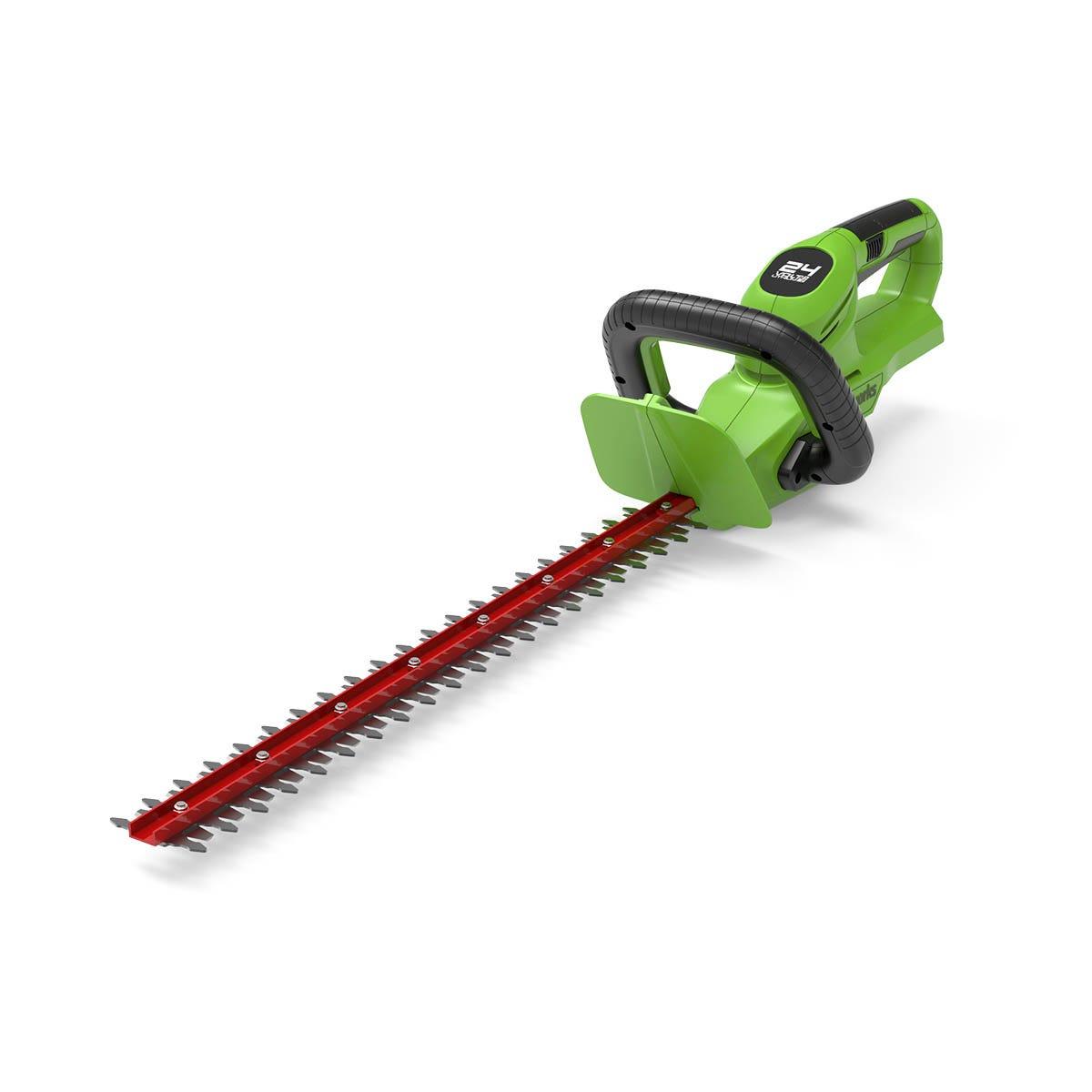 Greenworks 24V Cordless 56cm Hedge Trimmer (Tool Only)