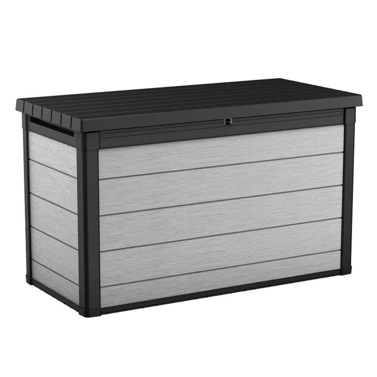 Keter 757L Denali Duotech Storage Box - Grey