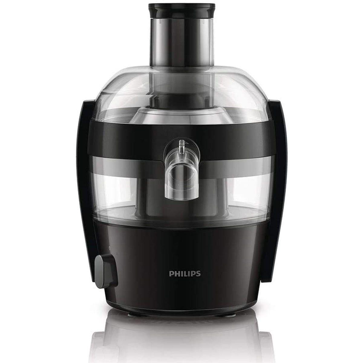 Philips HR1832/01 Viva Juicer - Black