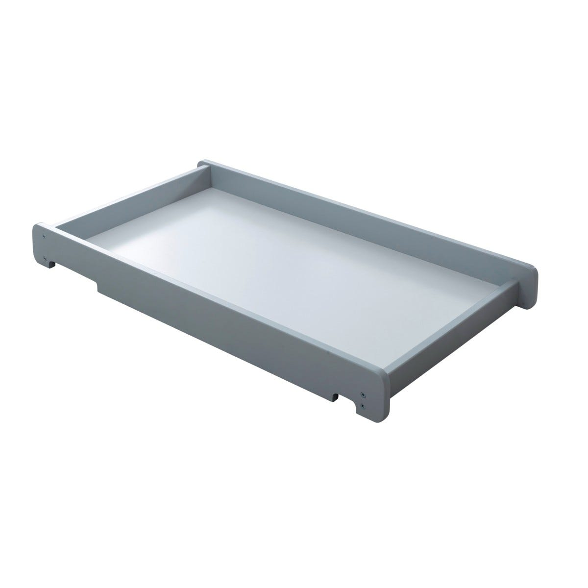 Ickle Bubba Cot Top Changer Grey