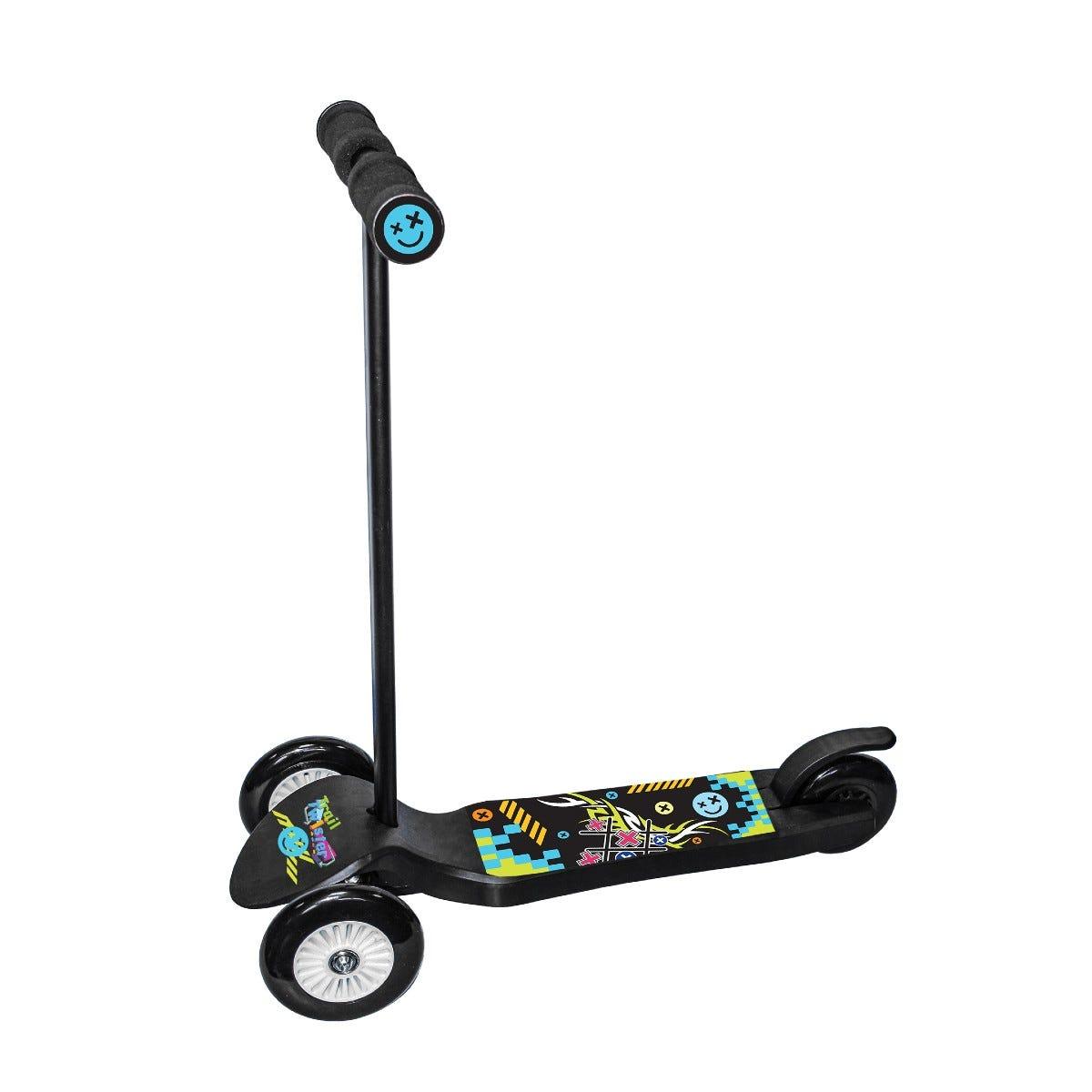 Ozbozz Trail Twist Scooter Black