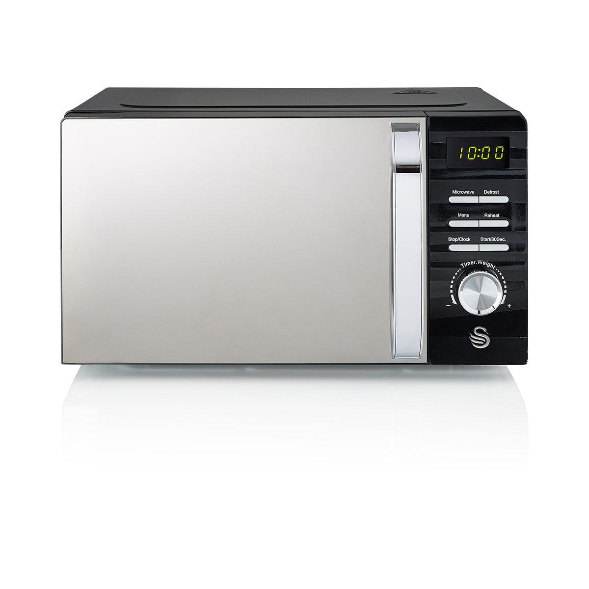 Swan SM22038BN Symphony 700W Digital Microwave - Black