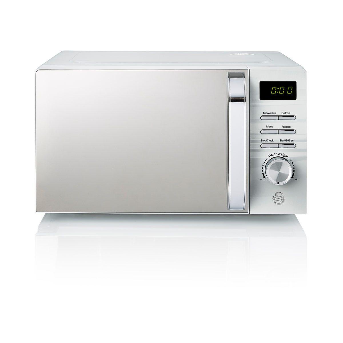 Swan SM22038WN Symphony 700W Digital Microwave - White
