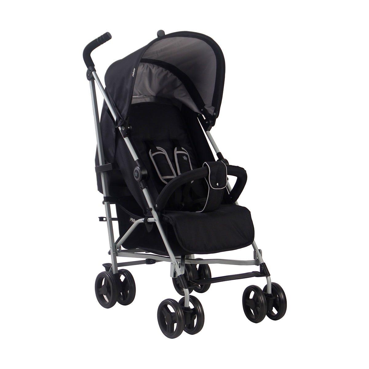 My Babiie MB02 Stroller - Black