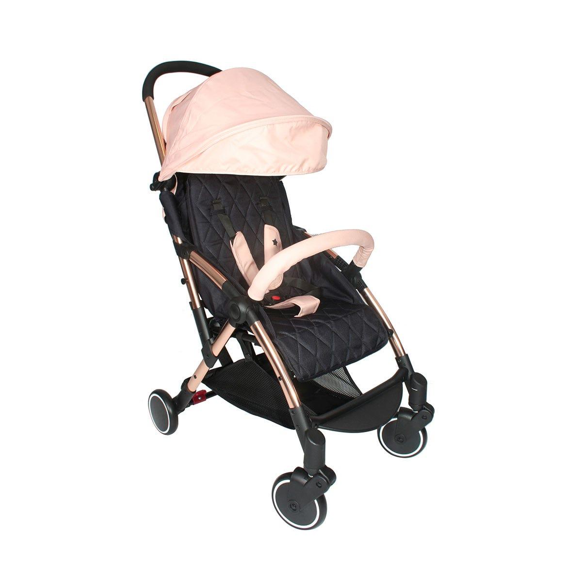 My Babiie Billie Faiers MBX4 Ultra Light Stroller - Rose Gold Blush