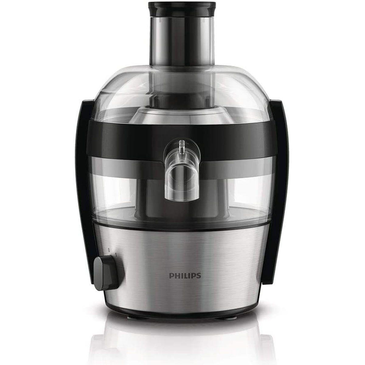 Philips HR1836/01 Viva Compact Juicer - Grey