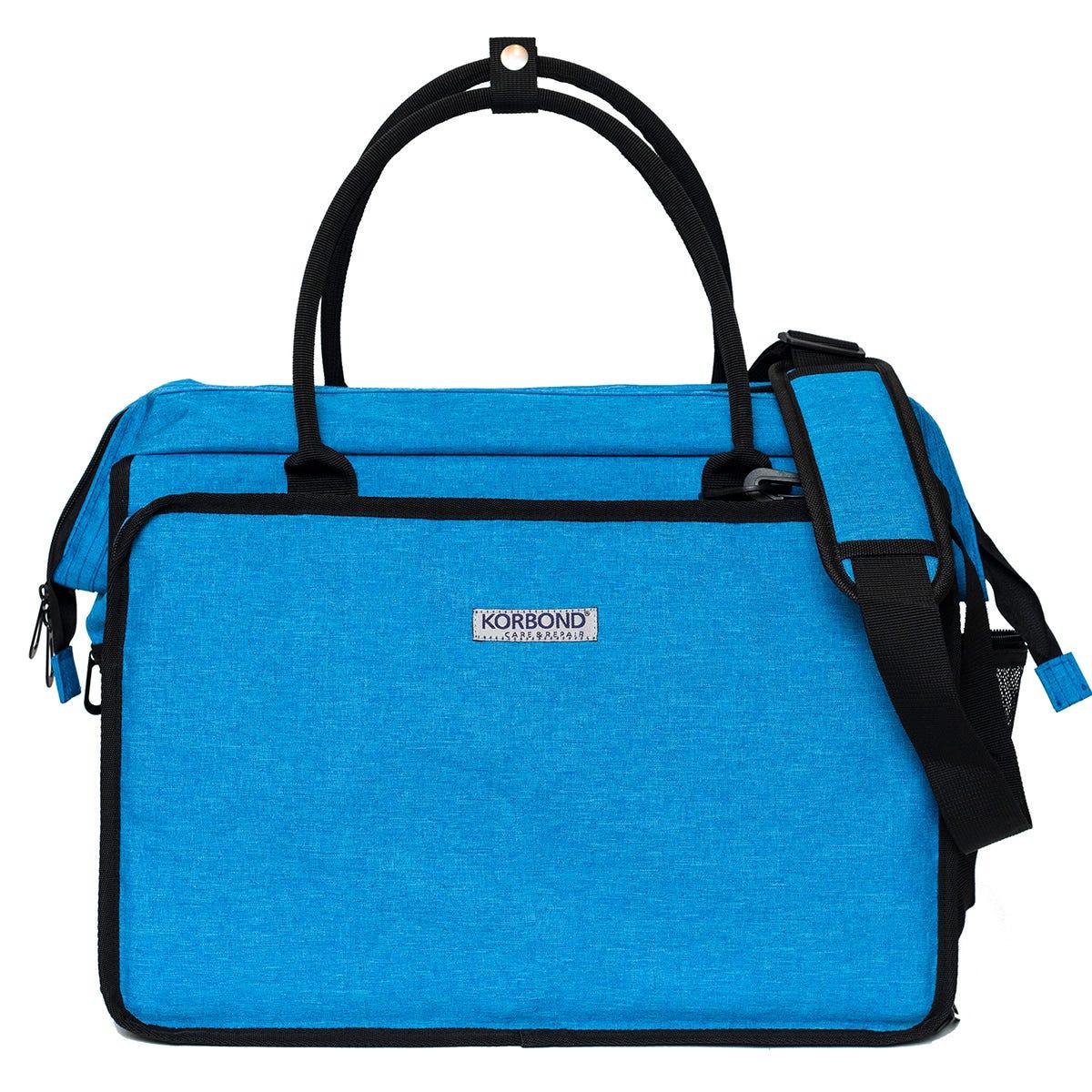 Korbond Blue Sewing Machine Bag