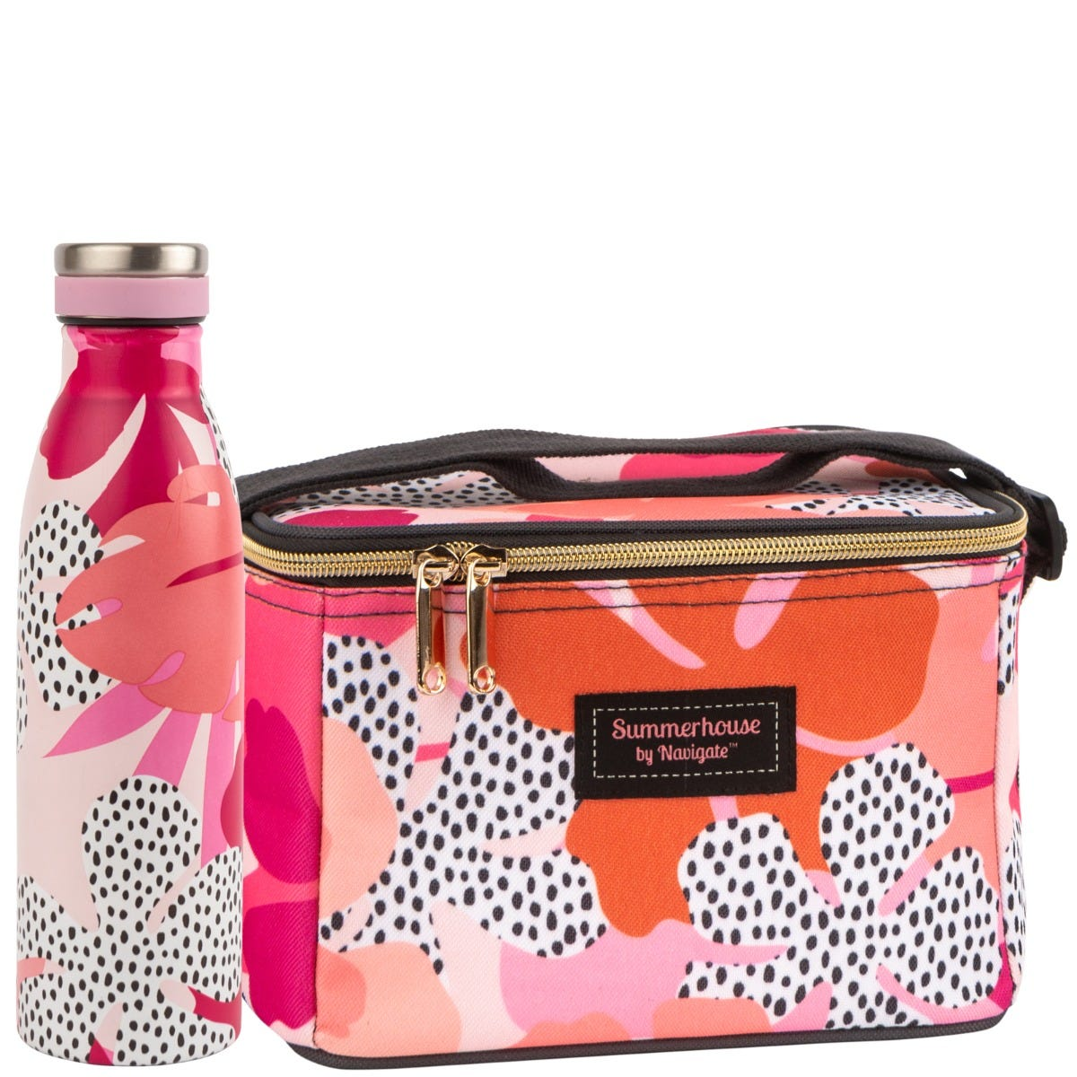 Summerhouse Tribal Fusion Personal Cool Bag & Drinks Bottle