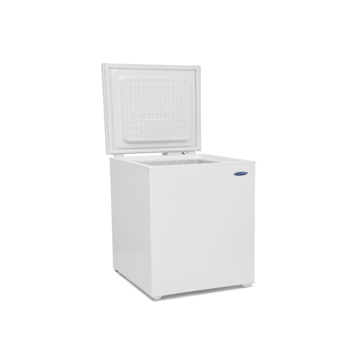 IceKing CF131W.E 131 Litre Chest Freezer - White