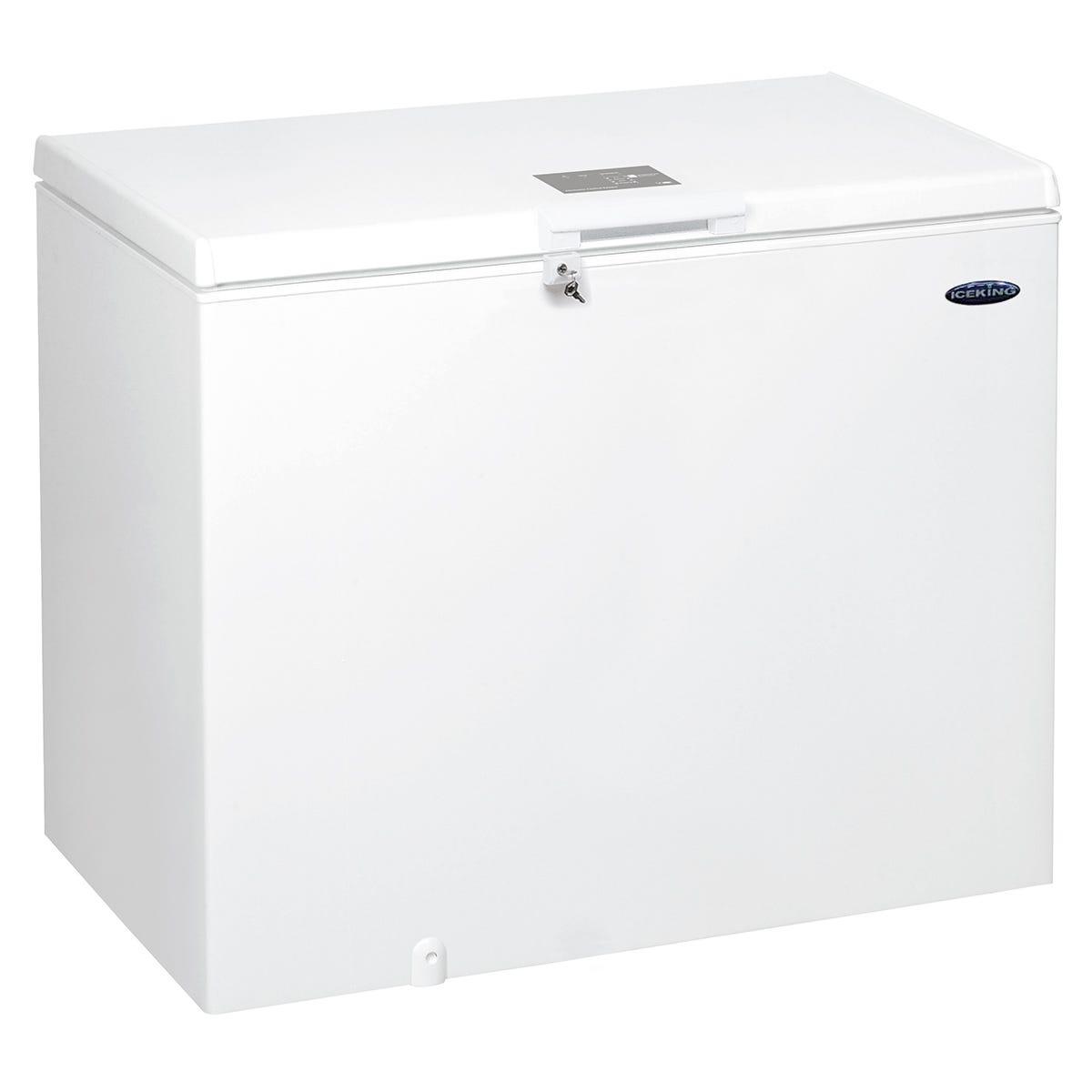 IceKing CF312W.E 312 Litre Chest Freezer - White