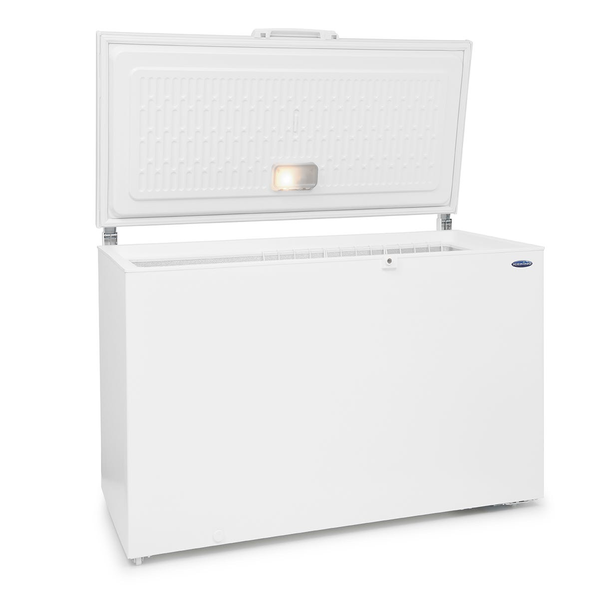IceKing CF390W.E 390 Litre Chest Freezer - White