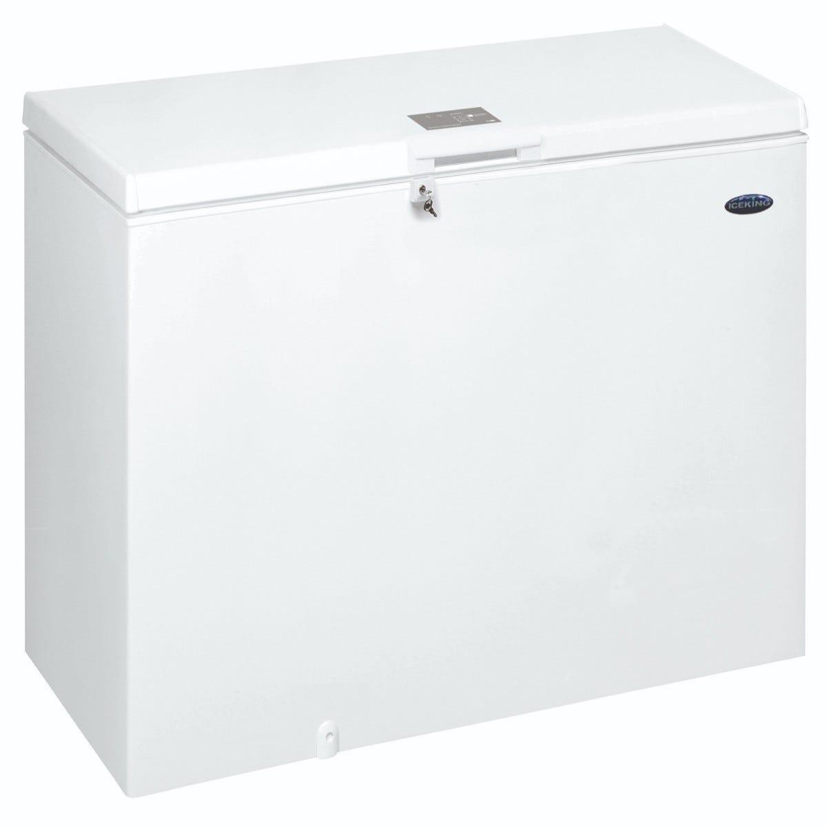 Iceking CF432W.E 432 Litre Chest Freezer - White