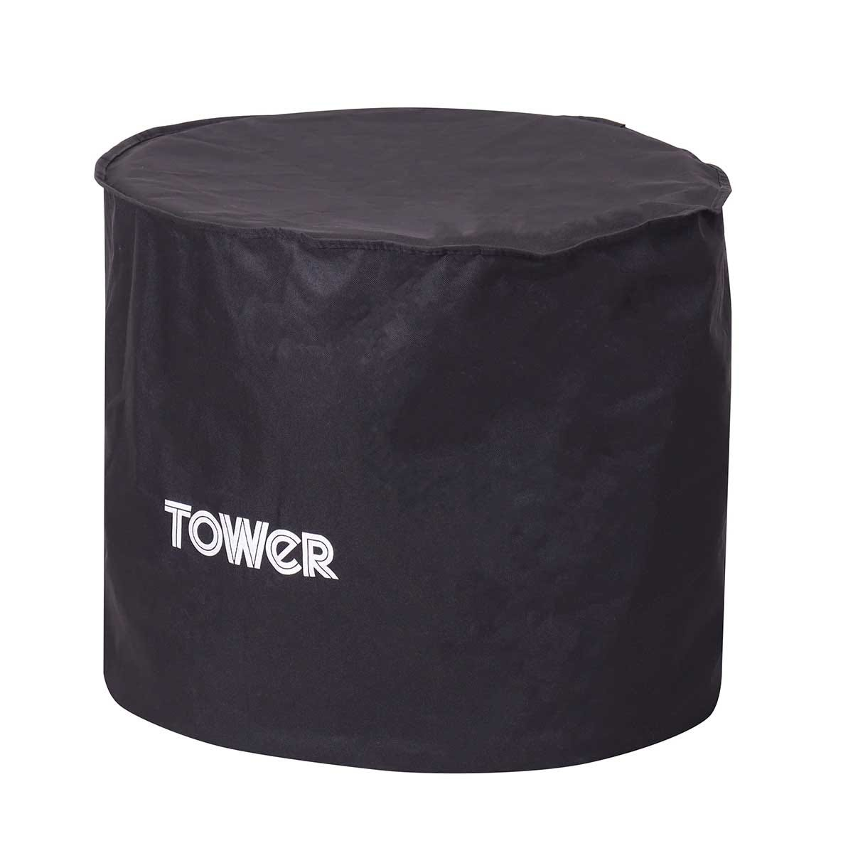 Tower 2-in-1 Fire Pit and BBQ Cover