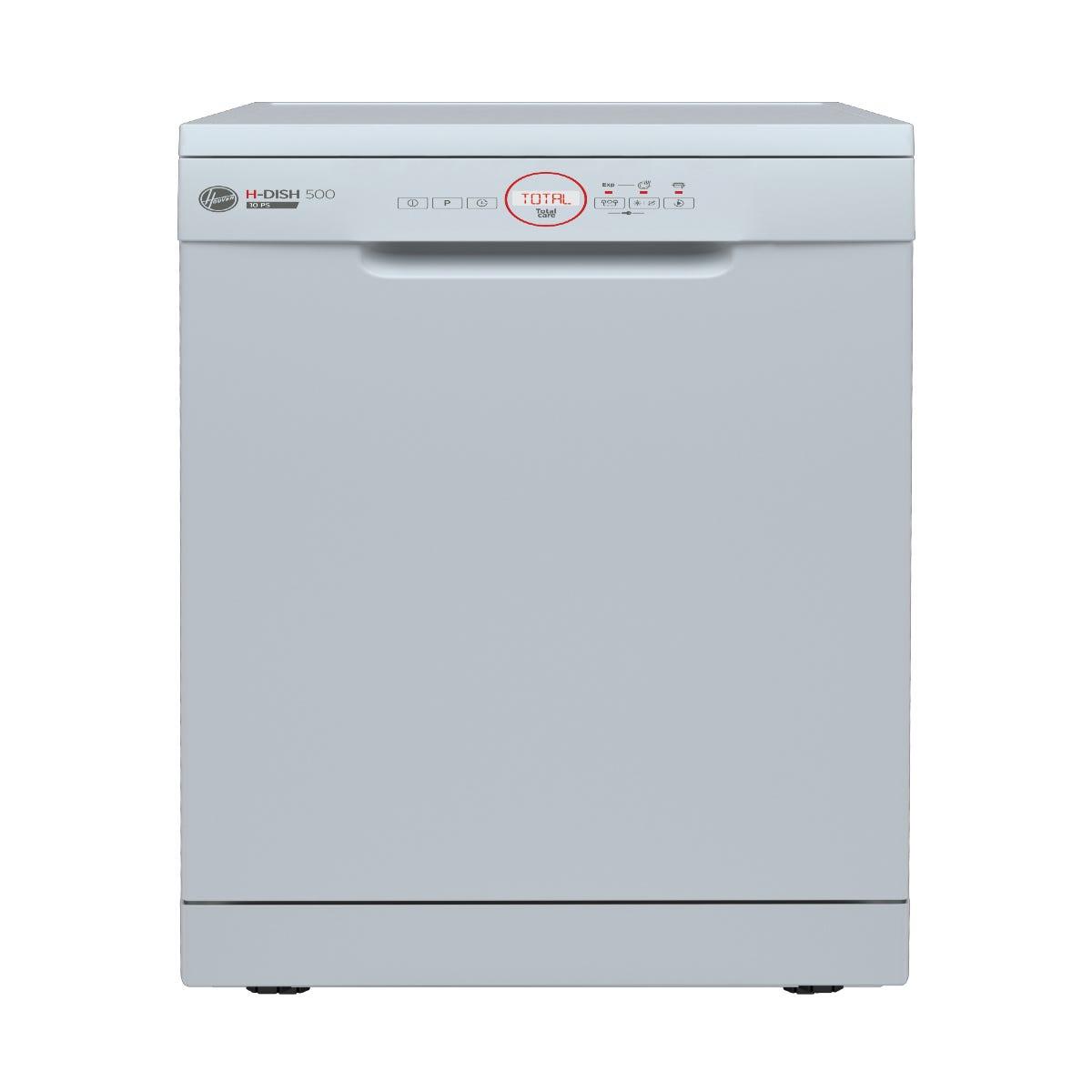 Hoover HDPH 2D1049W 10 Place Slimline Dishwasher - White