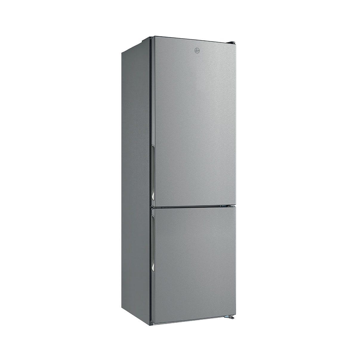 Hoover HMDNB 6184XK 60cm 302L Total No Frost Fridge Freezer - Stainless Steel
