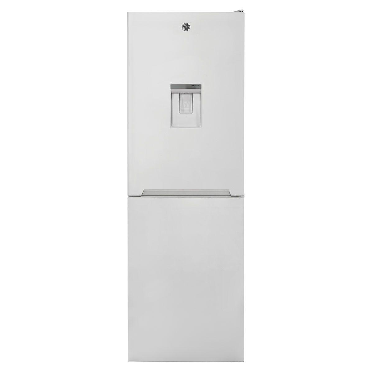 Hoover HVNB 618FW5WDK 60cm 323L Total No Frost Fridge Freezer - White