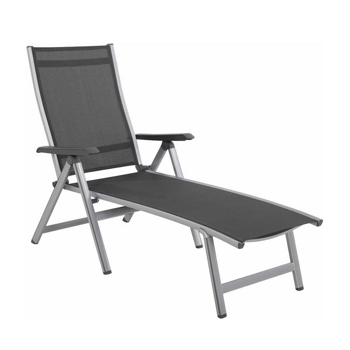 MWH Elements Lounger - Silver