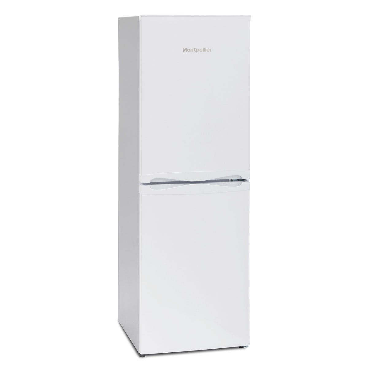 Montpellier MFF145W 48cm Frost Free Fridge Freezer - White