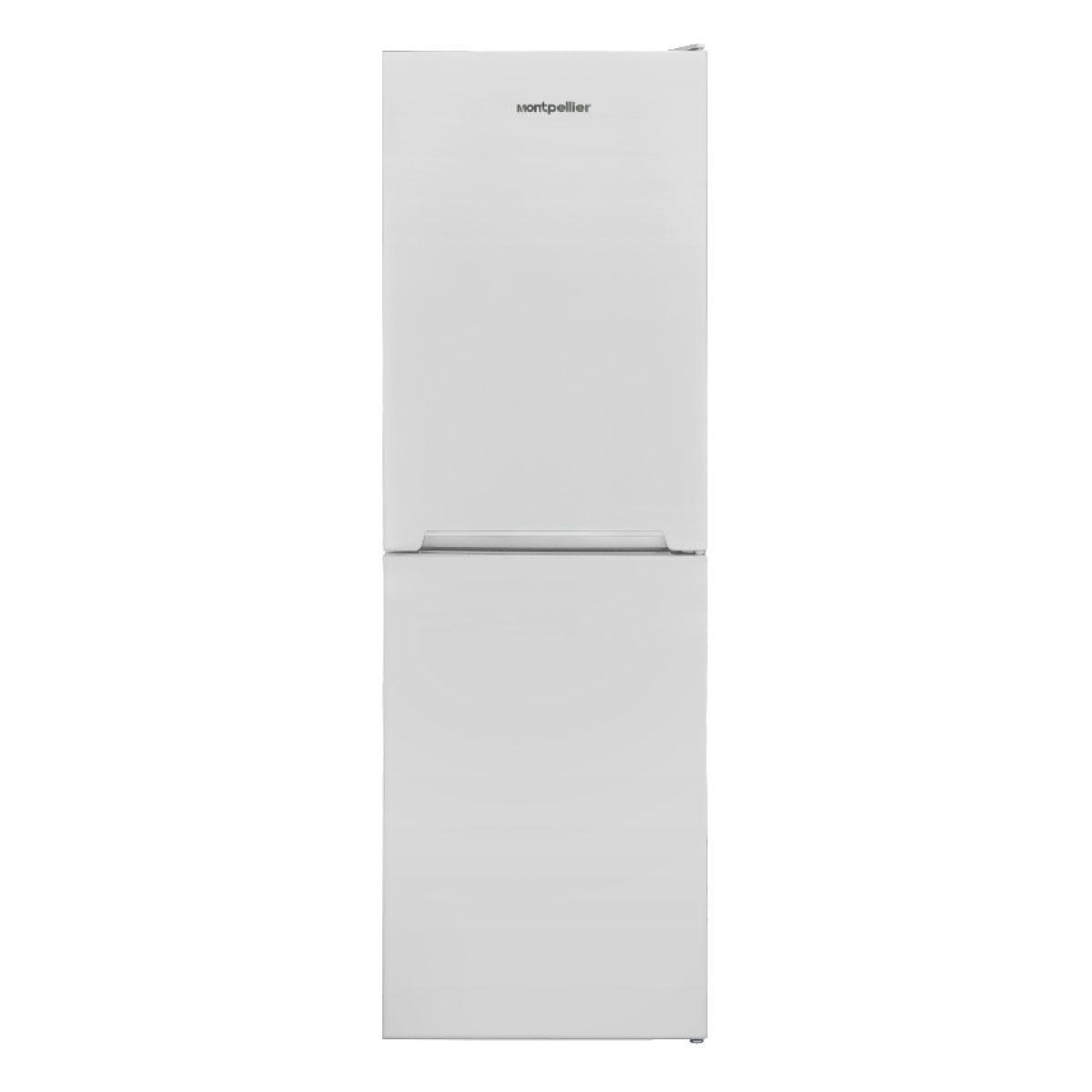Montpellier MFF165W 54cm 50/50 Frost Free Fridge Freezer - White
