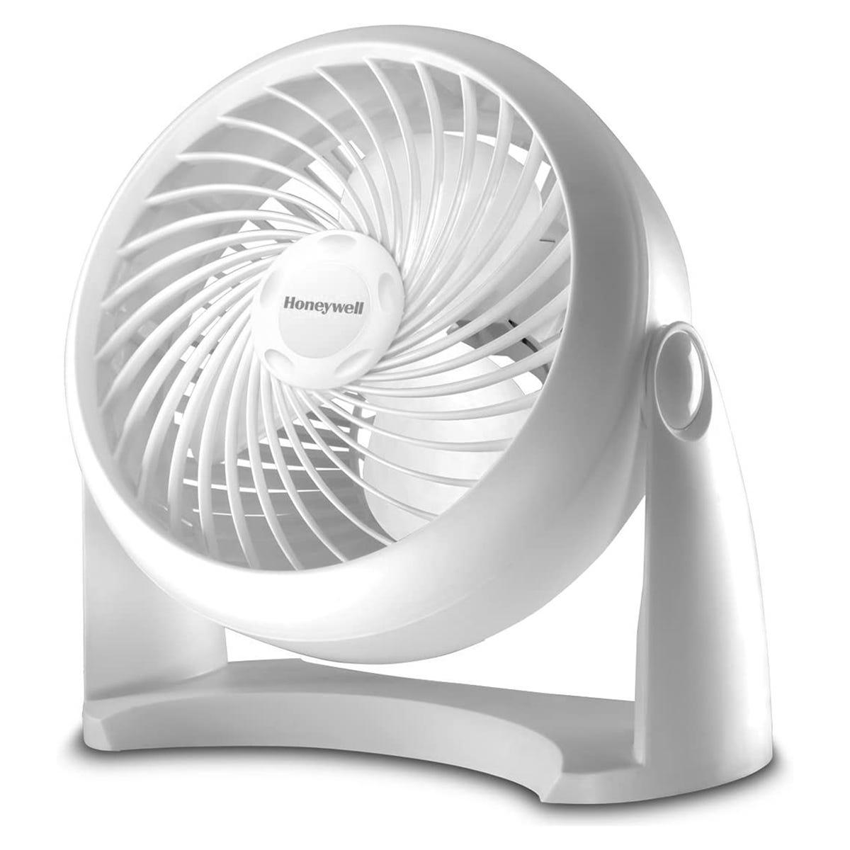 Honeywell HT904 Turbo Fan - White