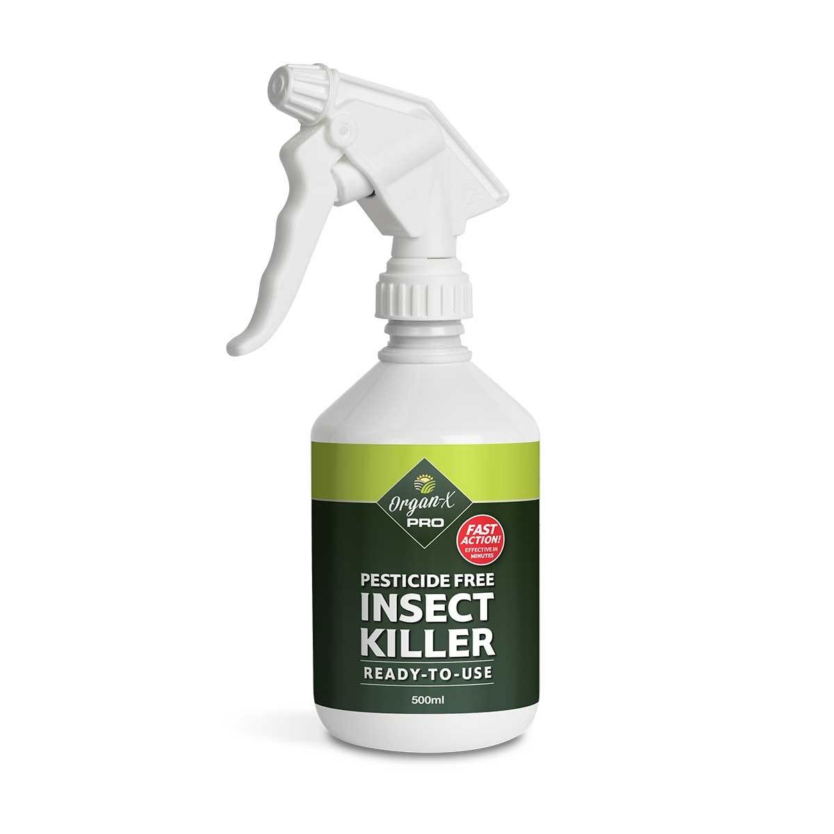 Organ-X Pro Pesticide Free Insect Killer - 500ml