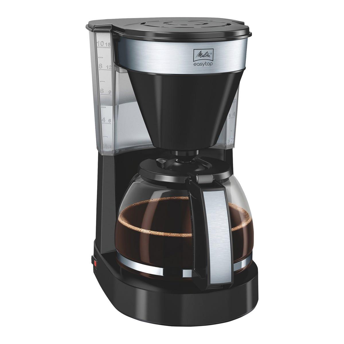 Melitta ML2889 Easytop II 1050W Filter Coffee Machine - Black