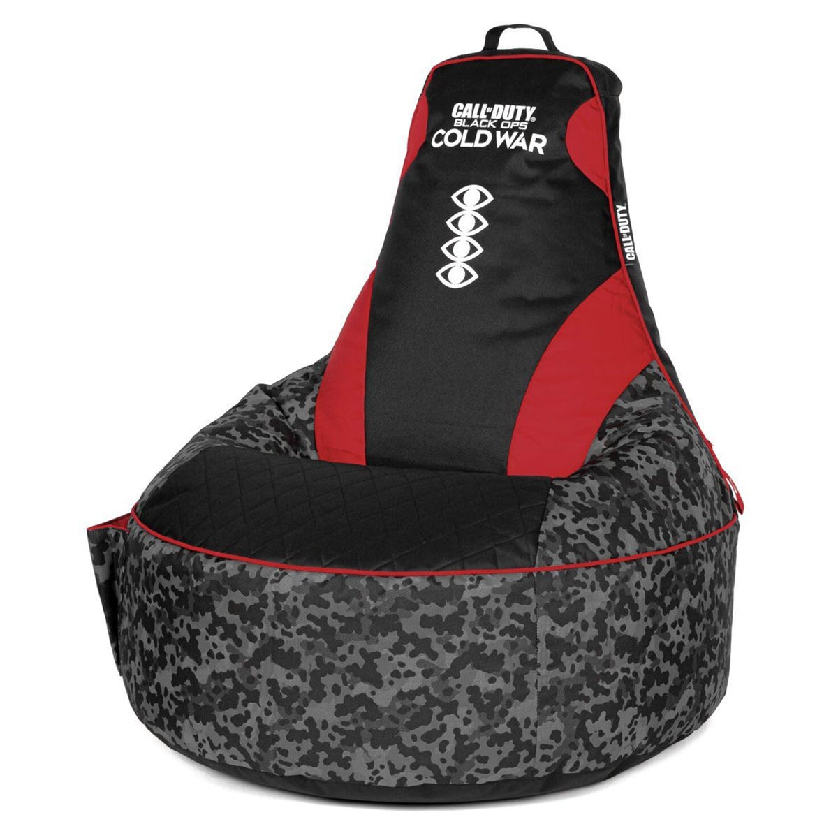 Province 5 Call of Duty Black Ops Big Chill Gaming Bean Bag Chair