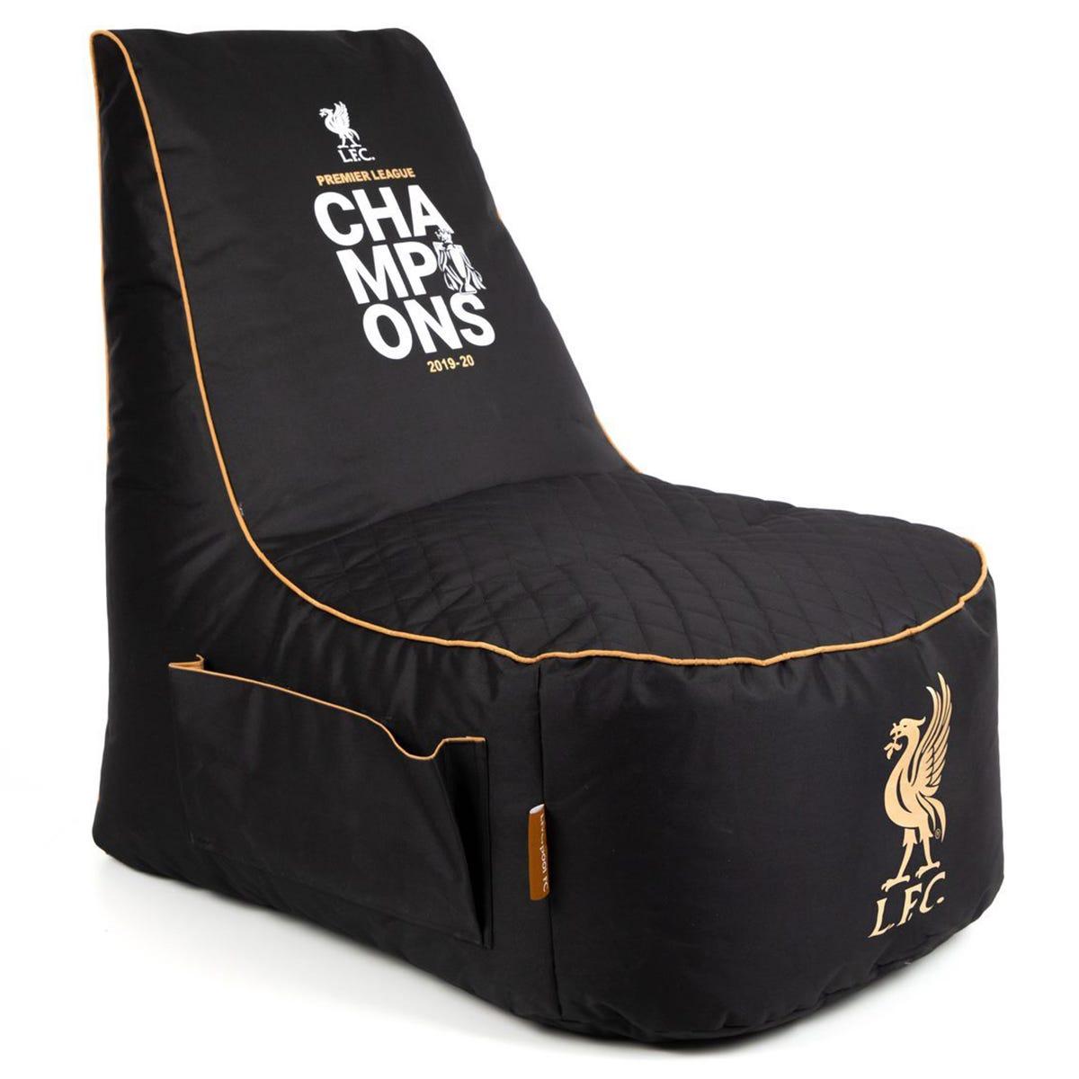 Province 5 Liverpool FC Breakaway PL Winners Edition Gaming Bean Bag Chair