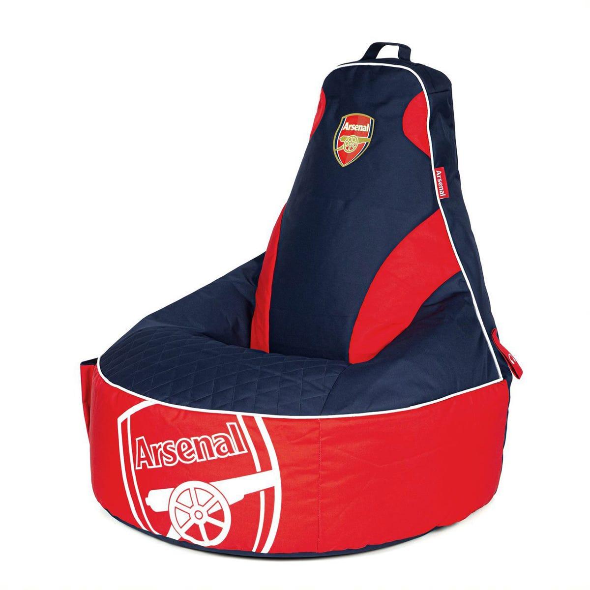 Province 5 Arsenal FC Big Chill Gaming Bean Bag Chair