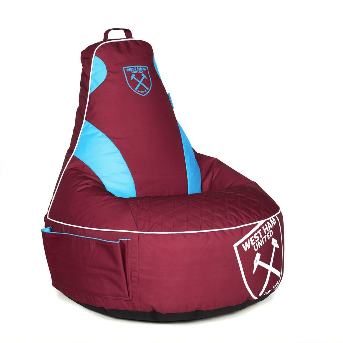 Province 5 West Ham FC Big Chill Gaming Bean Bag Chair