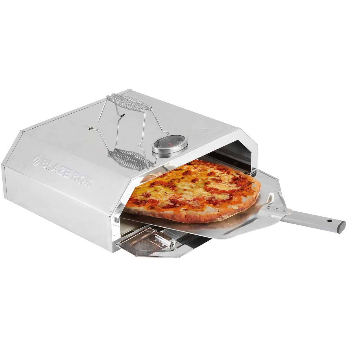 Garden Gear Blaze Box Pizza Oven with Paddle
