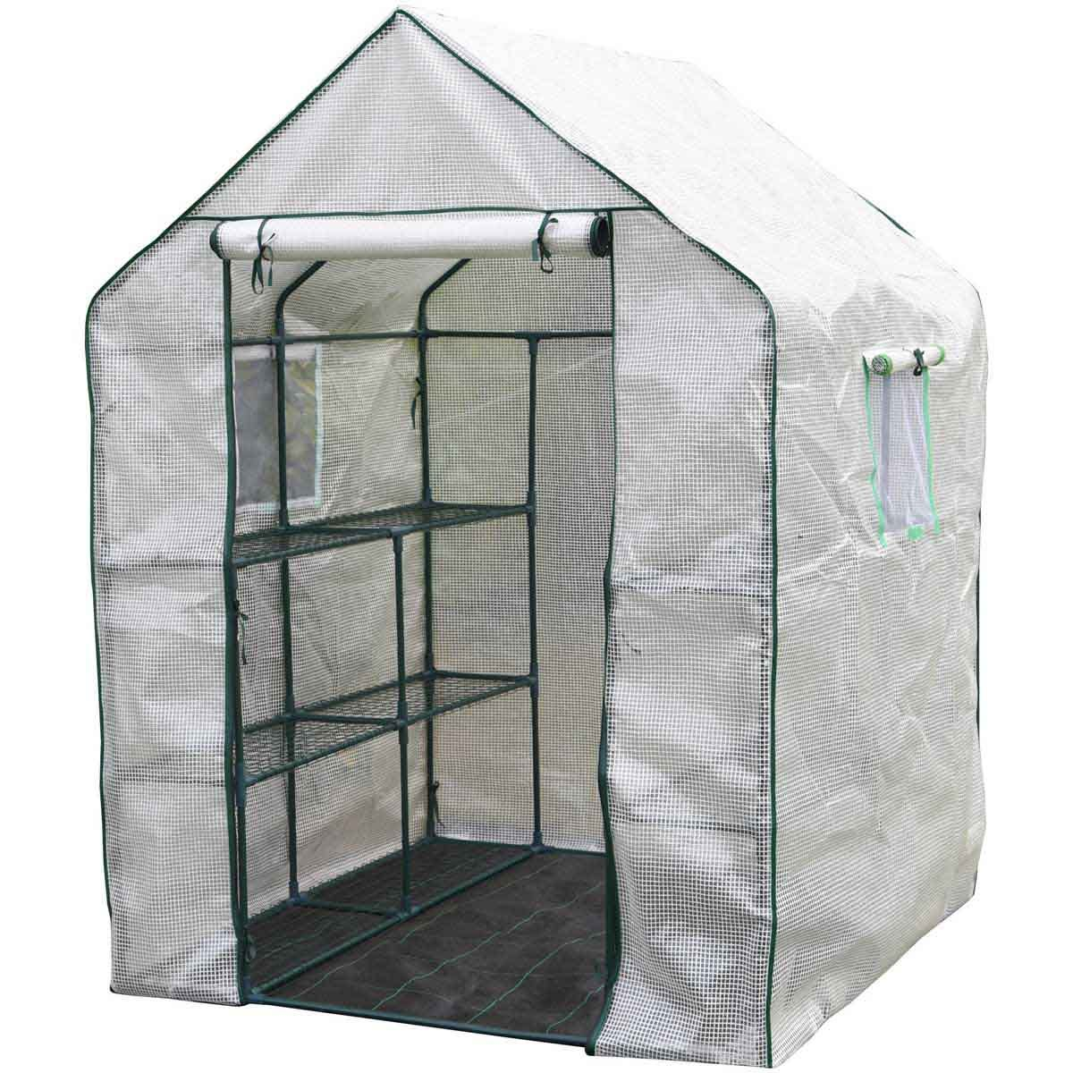 Garden Grow Premium 12 Shelf Greenhouse
