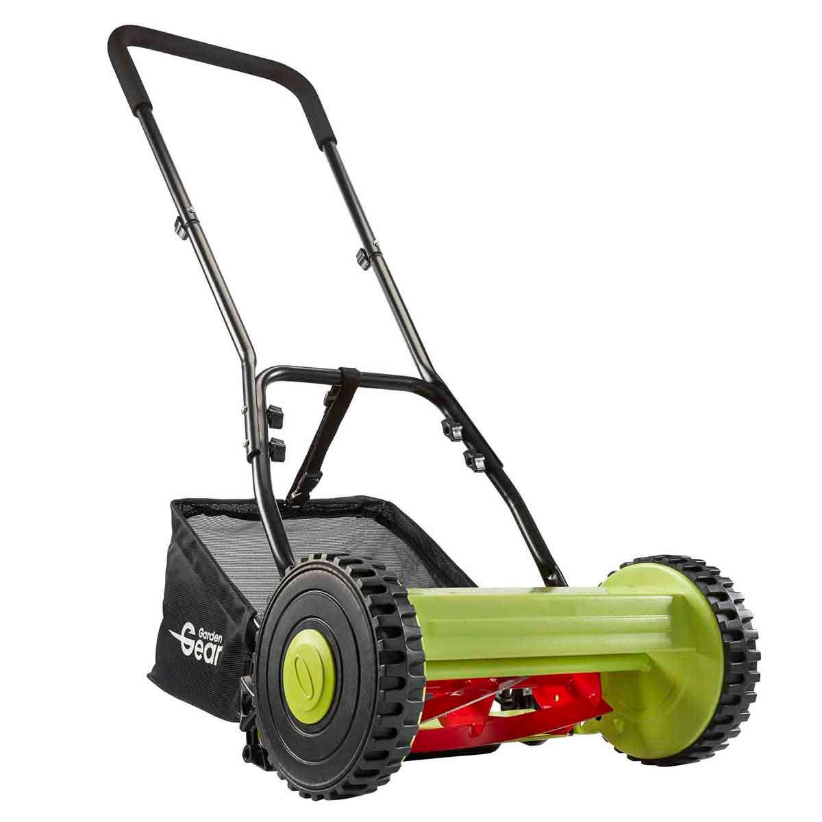 Garden Gear 30cm Manual Push Lawn Mower