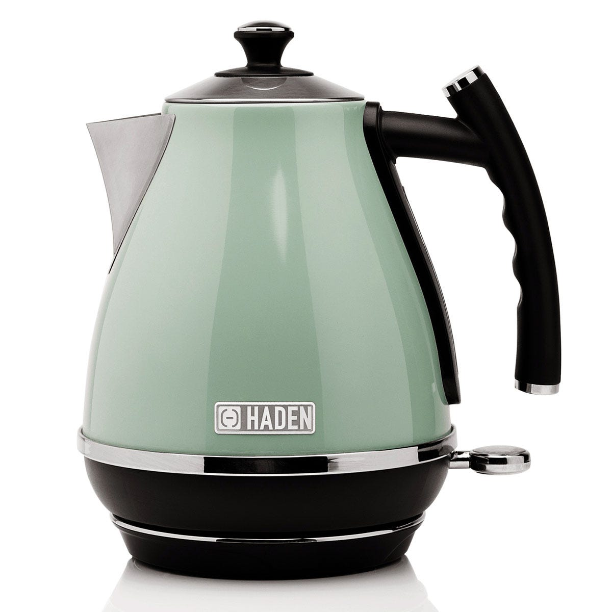 Haden 183538 Cotswold 1.7L 3000W Cordless Traditional Kettle - Sage