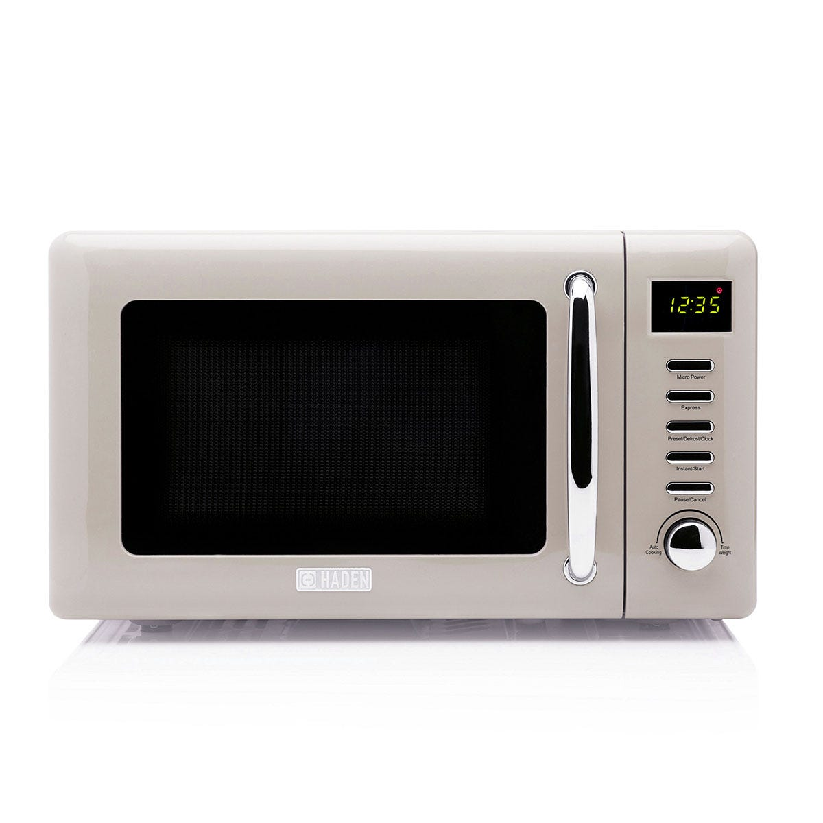 Haden 191212-A Cotswold 20L 800W Microwave - Putty