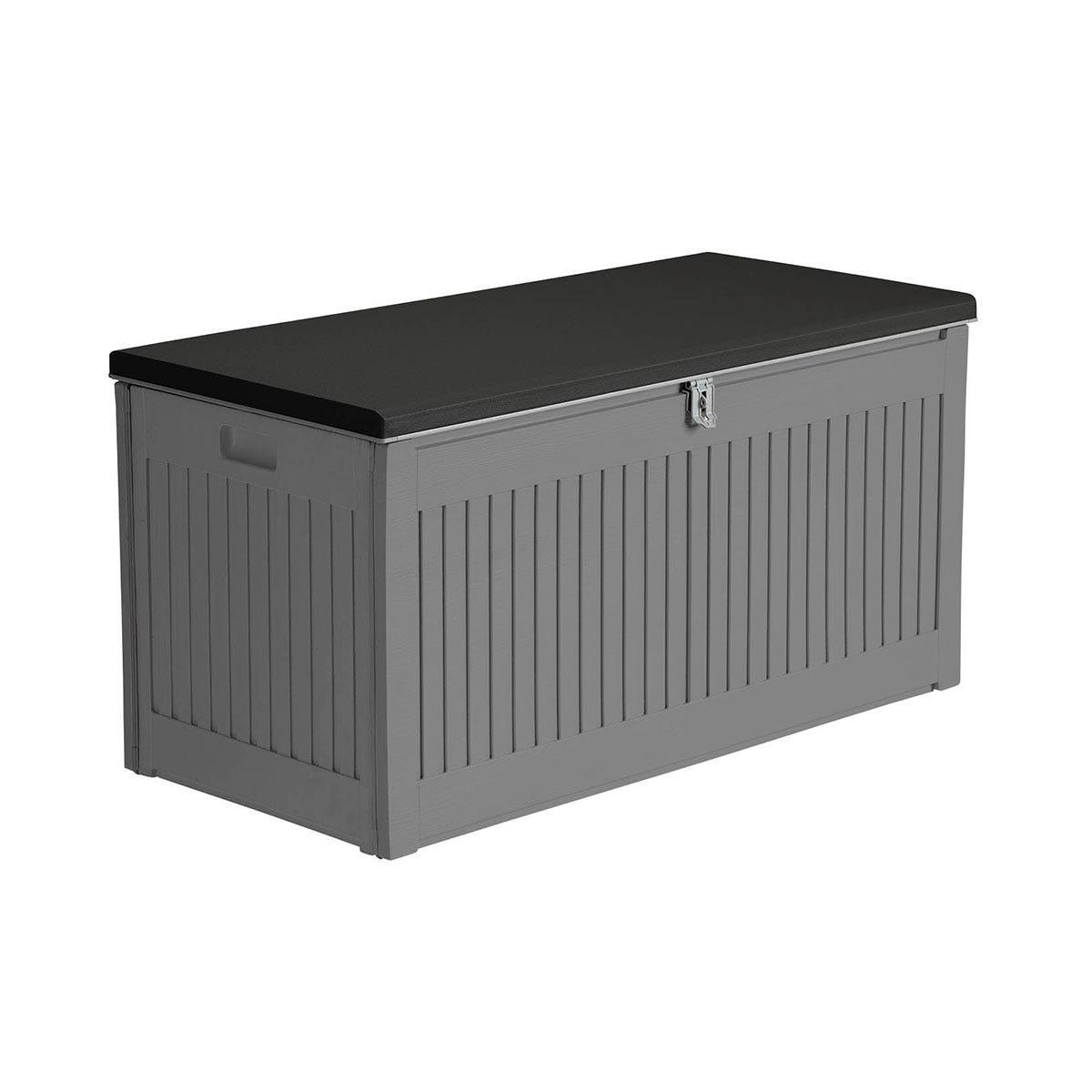 Airwave 72 Gal/270L Plastic Storage Box - Grey