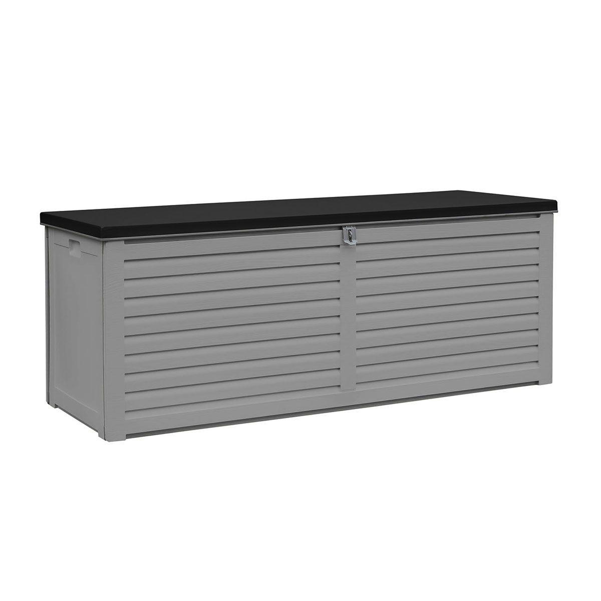 Airwave 103 Gal/390L Plastic Storage Box - Grey