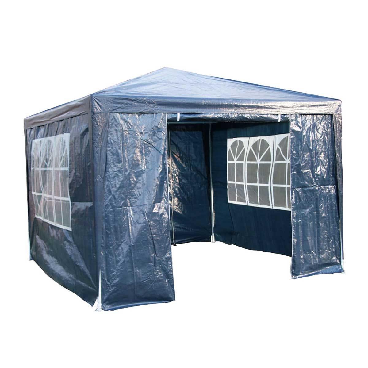 Airwave 3m x 3m Value Party Tent Gazebo - Blue