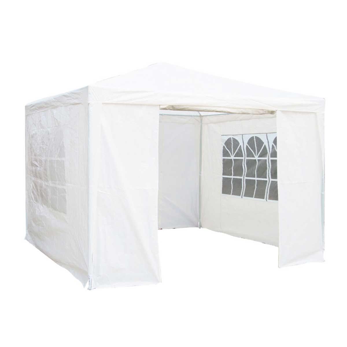 Airwave 3m x 3m Value Party Tent Gazebo - White