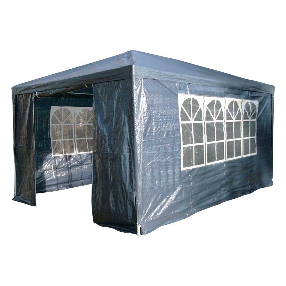 Airwave 4m x 3m Value Party Tent Gazebo - Blue